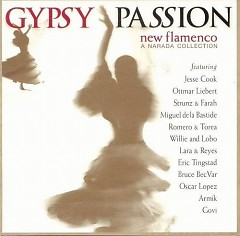 Gypsy Passion New Flamenco - Various Artists