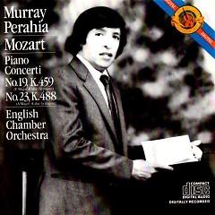 Album  - Murray Perahia,English Chamber Orchestra
