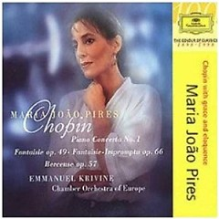 Album  - Chamber Orchestra Of Europe,Maria Joao Pires