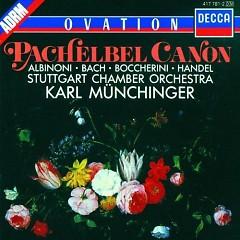Pachelbel Canon - Karl Munchinger ft. Stuttgart Chamber Orchestra