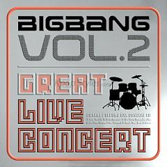2nd Live Concert Album - BIGBANG