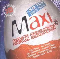 Maxi Dance Sensation 23 (CD3) - Various Artists