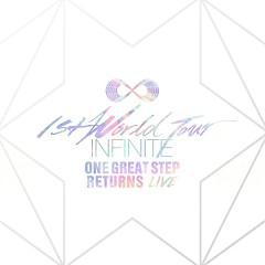 One Great Step Returns Live (CD1) - Infinite