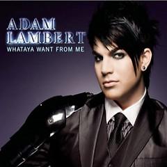 Whataya Want From Me (Single) - Adam Lambert