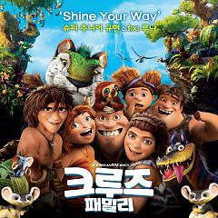 Shine Your Way - Kyu Hyun ft. Luna