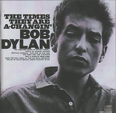 Album The Times They Are A-Changin' - Bob Dylan