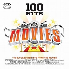 100 Hits Movies (CD5) - Various Artists