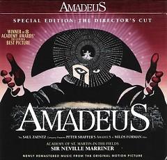 Album Amadeus OST (CD1) - Wolfgang Amadeus Mozart
