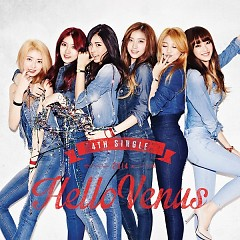 Sticky Sticky (4th Single) - HELLOVENUS