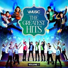 Album The Greatest Hits Vol 1 - V.Music