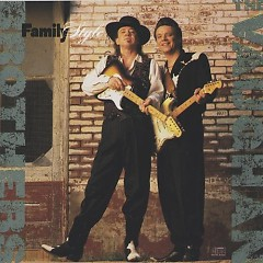 Album Family Style - Stevie Ray Vaughan ft. Jimmie Vaughan