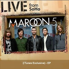 Live From SoHo - EP - Maroon 5