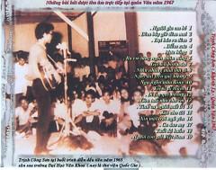 Quán Văn 1967 - Trịnh Công Sơn,Khánh Ly