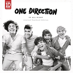 Album Up All Night (Yearbook Edition) - One Direction