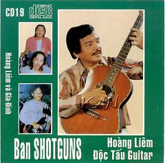 Album Độc Tấu Guitar - Various Artists