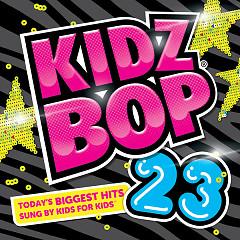 Lời bài hát được thể hiện bởi ca sĩ Kidz Bop