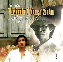 Album Tình Khúc Trịnh Công Sơn - Mỹ Linh