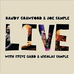 Album Randy Crawford & Joe Sample - Live - Randy Crawford