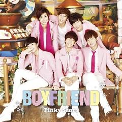 Pinky Santa (Japanese) - Boyfriend