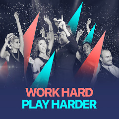 Album Work Hard Play Hard - Various Artists