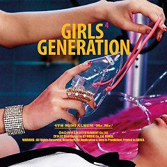 Album Mr.Mr. - SNSD