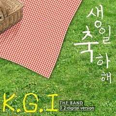 Happy birthday - KGI
