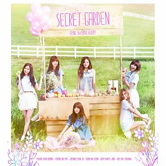 Secret Garden (3rd Mini Album) - Apink