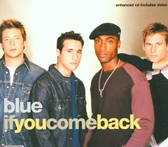 If You Come Back (CDS) - Blue