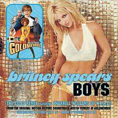 Boys (The Co-Ed Remix) - Single - Britney Spears ft. Pharrell Williams