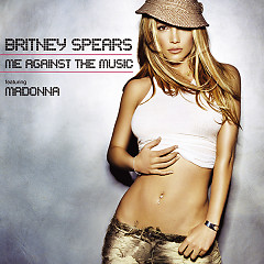 Me Against The Music - Single - Britney Spears,Madonna