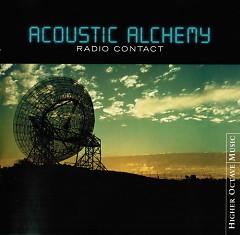 Album Radio Contact - Acoustic Alchemy
