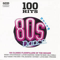 100 Hits 80s Dance (CD2) - Various Artists