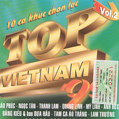 Album Top Vn 98 Vol 2 - Various Artists