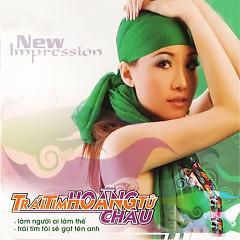 Album Trái Tim Hoàng Tử - Hoàng Châu