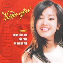 Album Vườn Yêu - Hồng Nhung