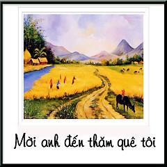 Album Mời Anh Đến Thăm Quê Tôi - Various Artists