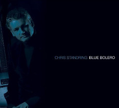 Album Blue Bolero - Chris Standring