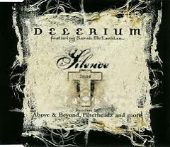 Album Silence (DJ Tiësto-Airscape-Fade Sanctuary Mixes) - Delerium