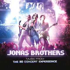 Jonas Brothers: The 3D Concert Experience - Jonas Brothers