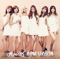PINK SEASON (Japanese) - Apink