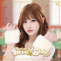 Album Bunny Style (Type-F) - T-ARA