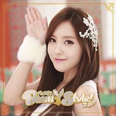Album Bunny Style (Type-I) - T-ARA