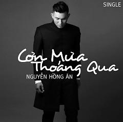 Cơn Mưa Thoáng Qua (Single) - Nguyễn Hồng Ân