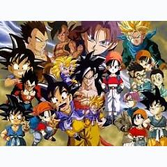 DraGon Ball GT -