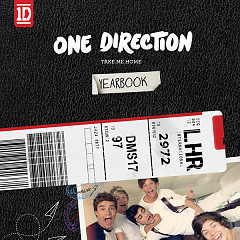 Album Take Me Home (Yearbook Edition) - One Direction