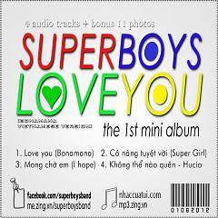 Super Boys - The 1st Mini Album -