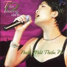 Album Nước Mắt Thiếu Nữ - Thu Phương