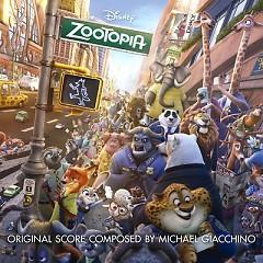 Album Zootopia OST - Michael Giacchino