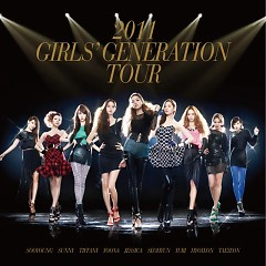 2011 Girls Generation Tour (Live) (CD2) - SNSD