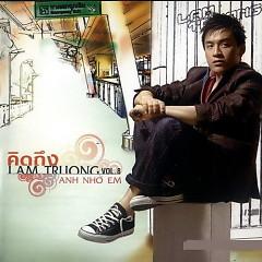 Album Anh Nhớ Em - Lam Trường